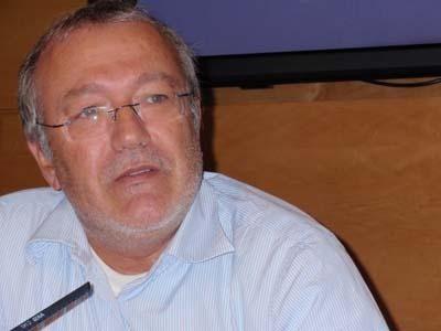 """""""No somos ingenuos cuando hablamos de alternativa económica."""" Giorgio Dal Fiume, presidente de WFTO-Europa"""