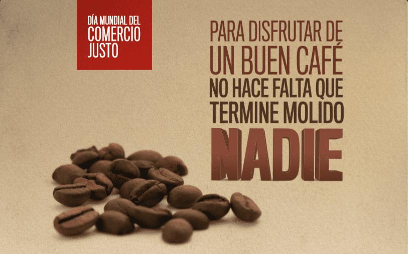 Para disfrutar de un buen café no hace falta que termine molido nadie