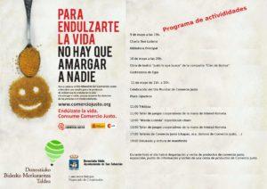 Donostia- San Sebastián: Día Mundial del Comercio Justo