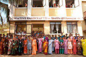 Conoce a la organización de Comercio Justo Creative Handicrafts (India) en el videoforum de Setem