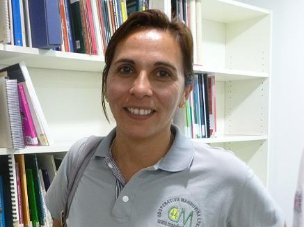 """""""Estamos haciendo una revolución dulce"""". Ada G. Zarate, de la cooperativa Manduvirá (Paraguay)"""