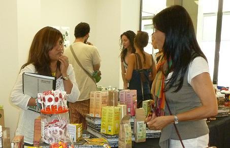 IV Feria profesional de Comercio Justo