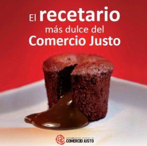 La CECJ publica el Recetario más dulce del Comercio Justo