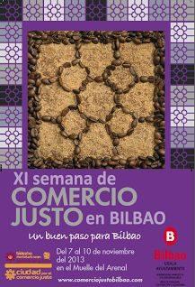 Comienza la XI Semana de Comercio Justo de Bilbao
