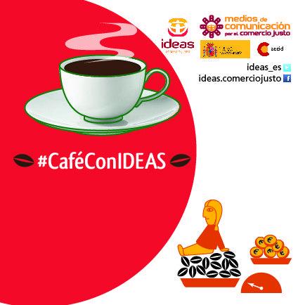 IDEAS invita a los medios de comunicación a una cata de café de Comercio Justo