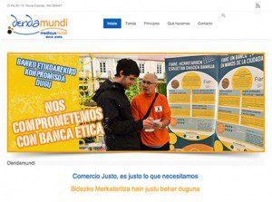 ¡Visita nuestro escaparate virtual de Comercio Justo en www.dendamundi.com!