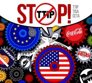 El Tratado Transatlántico de Comercio e Inversiones (TTIP), a debate