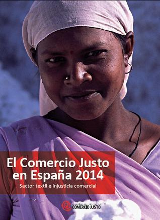 """Presentación del informe """"El Comercio Justo en España 2014"""""""