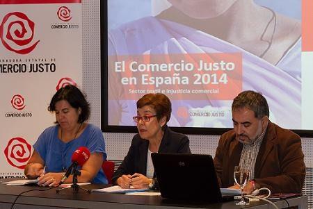 El consumo de Comercio Justo creció un 8% en España hasta alcanzar los 33,2 millones de euros