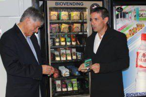El chocolate ecuatoriano se venderá en las estaciones de Metro de Madrid