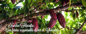 Visita de Isabel Félez, chocolatera artesana que apuesta por el Comercio Justo