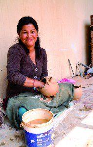 Entrevista a la cooperativa Mahaguthi tras cumplirse un año del terremoto
