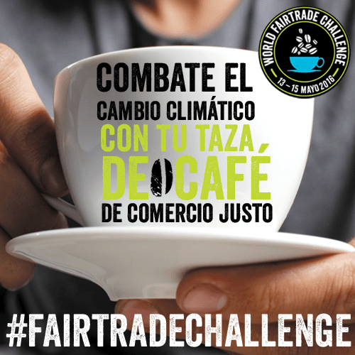 World Fairtrade Challenge: la mayor pausa de café de Comercio Justo de la tierra