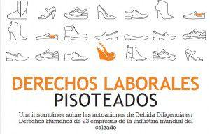 """""""Derechos pisoteados"""": La industria global del calzado, a examen"""