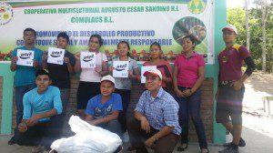Proyecto de becas para los jóvenes del Guatopal, Nicaragua