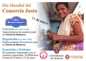 Burgos Día Mundial Comercio Justo