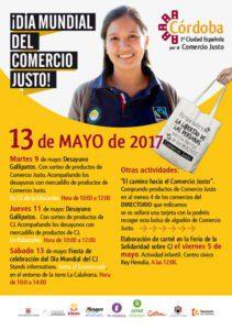 Córdoba Día Mundial del Comercio Justo