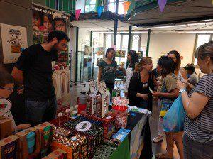 El sábado 27 de mayo se celebró el Día Mundial del Comercio Justo en Terrassa