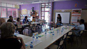 "La Tenda de Tot el Món presenta el proyecto de Desarrollo ""Cacau Morvedre, Morvedre més Just"" a la comunidad educativa de Sagunto"