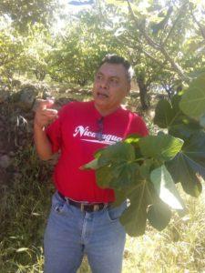Encuentro de Economía Social con Julio César Múñoz, cooperativista y productor de café de Comercio Justo en Nicaragua
