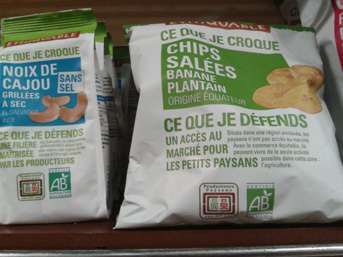 aca425a3966e Productos de Comercio Justo con el sello SPP