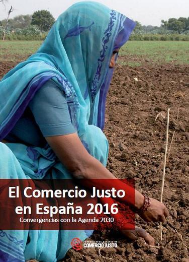 """Presentación del informe """"El Comercio Justo en España 2016"""""""