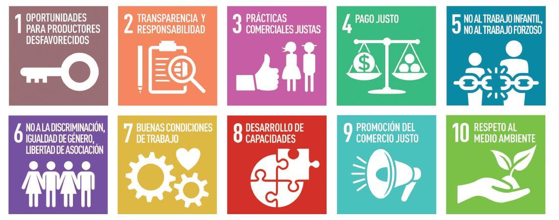 84eed7c59283 Tres aspectos que realizan las organizaciones de Comercio Justo