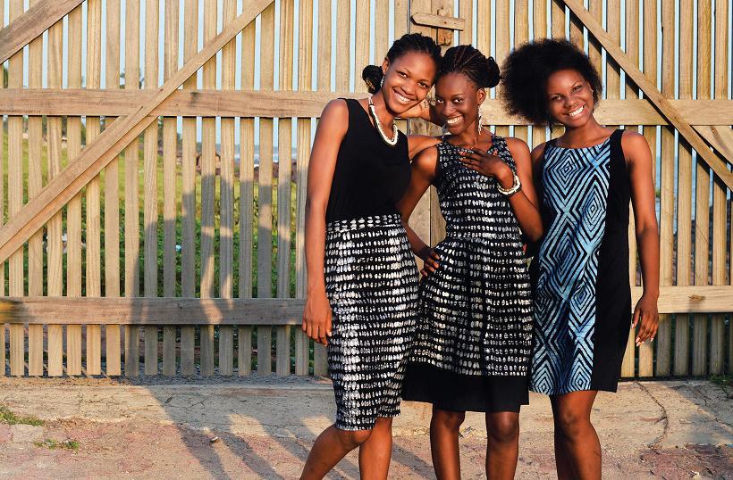 Global Mamas: Frente a los imperios de la moda, manda una postal a quien cose tu ropa