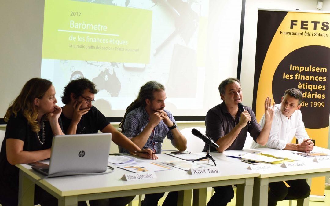 """El Consorcio """"Somos Comercio Justo y Banca Ética"""" presenta el balance de finanzas éticas y solidarias"""