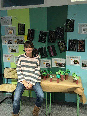 El Comercio Justo en las aulas de las escuelas del Baix Monseny