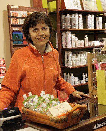 """""""Estar en la tienda es interesante porque supone participar en uno de los extremos de la cadena del Comercio Justo"""""""