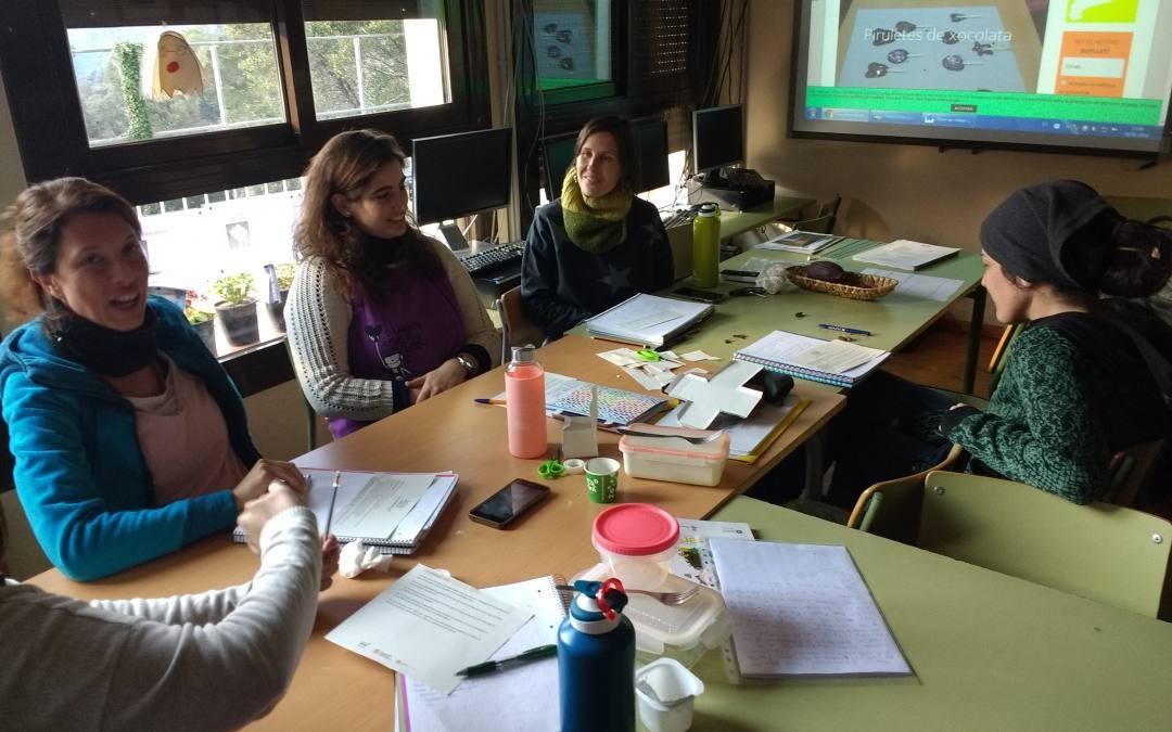 La escuela Puig Drau empieza el curso con Comercio Justo