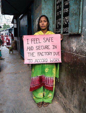 Semana de solidaridad internacional con las trabajadoras de la confección en Bangladesh