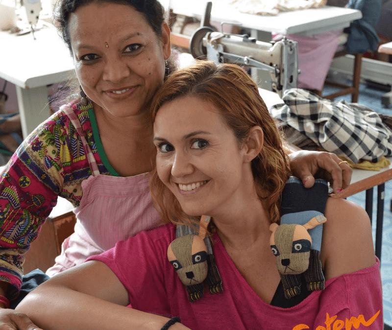 Voluntariado internacional en organizaciones de Comercio Justo. ¡Vívelo!