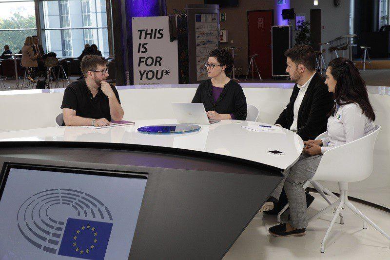 El movimiento de Comercio Justo celebra un debate en el Parlamento Europeo
