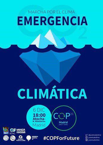 La Coordinadora Estatal de Comercio Justo se une a la Cumbre Social por el Clima