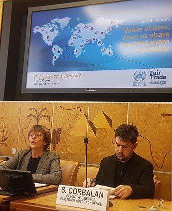 Naciones Unidas y el movimiento de Comercio Justo organizan un debate cómo repartir beneficios de manera más equitativa en las cadenas de producción