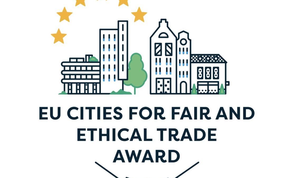 La Unión Europea presenta la segunda edición del Premio 'Ciudades por un Comercio Justo y Ético de la UE'