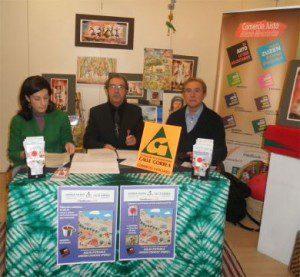 Establecimientos hosteleros de Vitoria-Gasteiz ofrecerán café, té, cacao y azúcar de Comercio Justo a su clientela