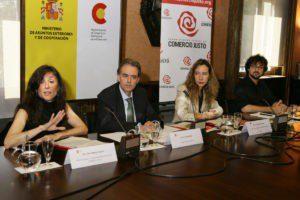 La Coordinadora Estatal de Comercio Justo junto con AECID y ONCE presentan los actos del Día Mundial