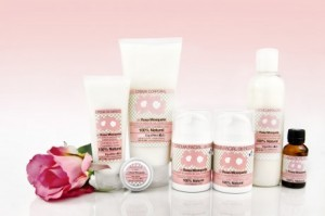 Nueva línea de cosmética «Rosa mosqueta»