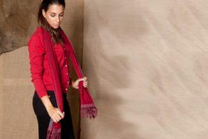 Intermón Oxfam presenta la exclusiva colección otoño-invierno de Veraluna Comercio Justo