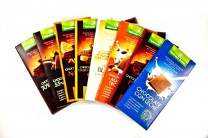 Intermón Oxfam lanza una nueva gama de tabletas de chocolate ecológicas y de Comercio Justo