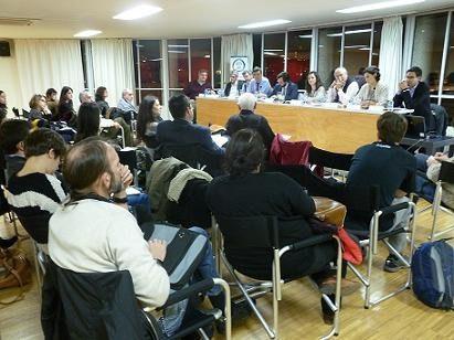Organizaciones sociales y partidos políticos debatieron sobre el modelo comercial de la UE y sus impactos