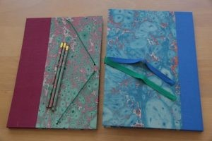 Taller de iniciación a la encuadernación artesanal