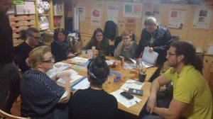 Gran participacin en el concurso de dibujo escolar para encontrar la imagen de Cacau Morvedre
