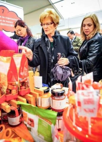 El movimiento de Comercio Justo hace un llamamiento al consumo responsable en Navidad