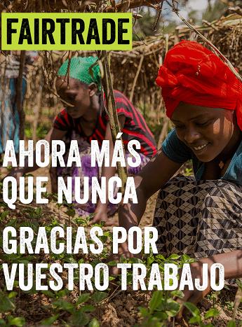 Fairtrade lanza fondos de ayuda para productores