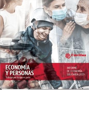 Cáritas presenta su Informe de Economía Solidaria 2019