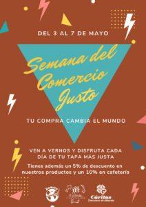 Albacete. Dia Mundial Comercio Justo